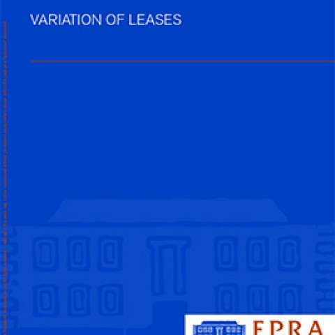 Variation of Leases